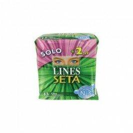 LINES SETA ULTRA ANATOMICI 13 PZ